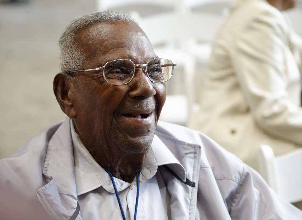 Send a Birthday Greeting to the United States' Oldest Living WWII Veteran