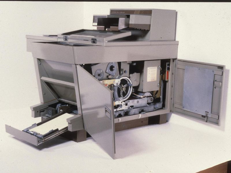 original office. When The Xerox 914 Entered Offices, Working World Changed Forever Original Office N