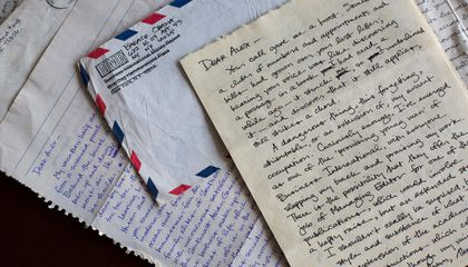 Barack Obama's Letters From Three Decades Ago