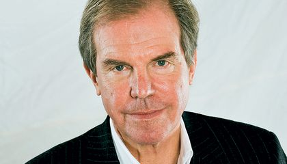 Tech Visionary Nicholas Negroponte Talks About the Future of Education