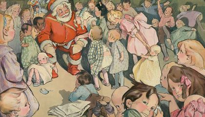 Christmas Wasn't Always the Kid-Friendly Gift Extravaganza We Know Today
