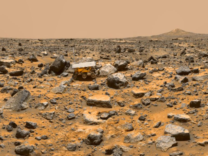 Why Life on Mars May Be Impossible