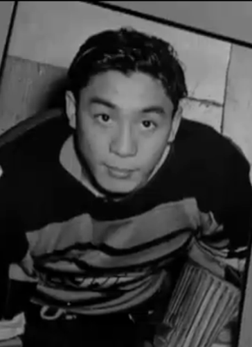 Caption: Pioneering NHL Player Larry Kwong Has Died at 94