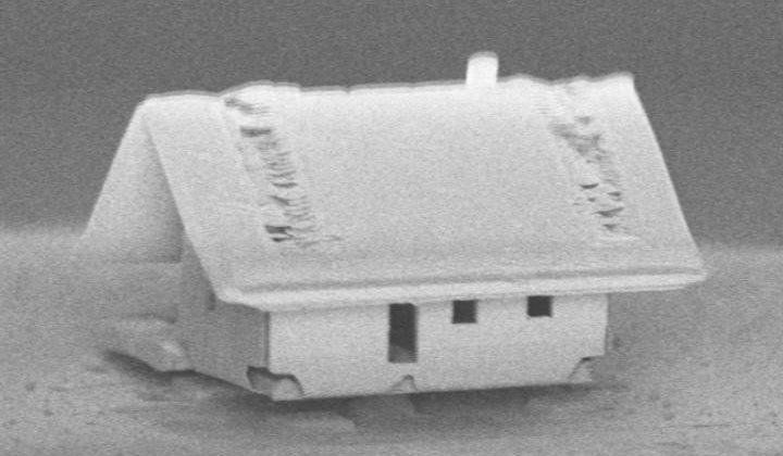 Scientists Have Built the World's Smallest House