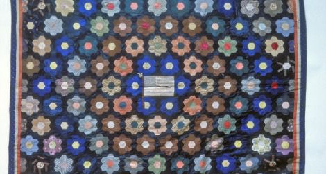 The Civil War 150 Years: Lord's Famous Autograph Quilt | At the ... : smithsonian quilts - Adamdwight.com