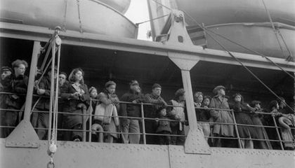 The U.S. Forcibly Detained Native Alaskans During World War II