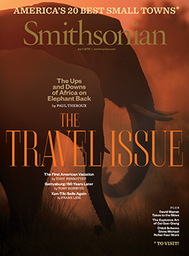 Cover for April 2013