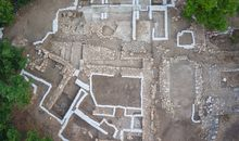 Did an Earthquake Topple This Ancient Canaanite Palace?
