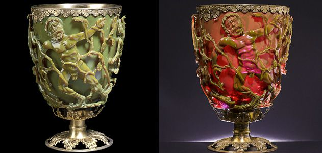 This 1,600-Year-Old Goblet Shows that the Romans Were Nanotechnology  Pioneers | History | Smithsonian Magazine