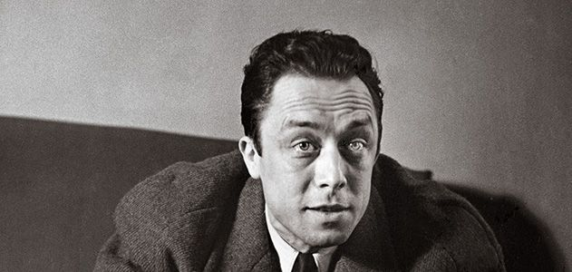 Why Is Albert Camus Still A Stranger In His Native Algeria  Albertcamusjpg