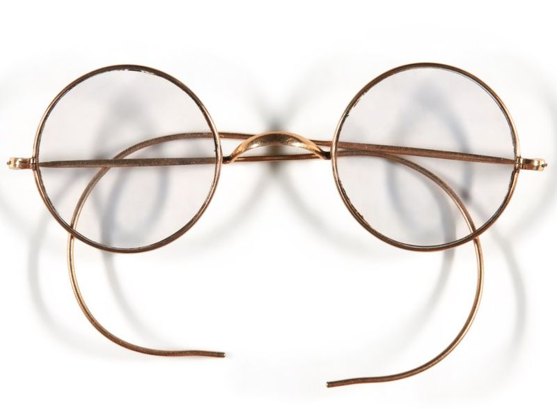 Pair of John Lennon's glasses