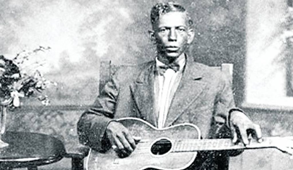 Charley Patton, father of the Delta Blues.