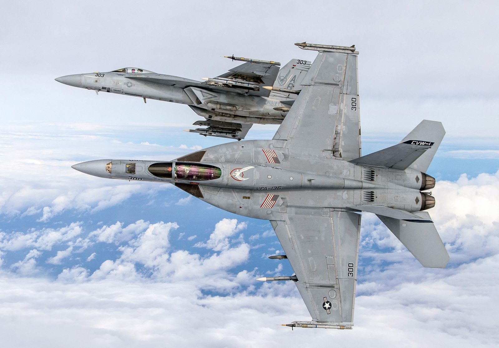 The Navy's F/A-18 Super Hornet Gets Even More Super