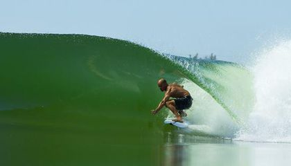 Surf Legend Builds Artificial Wave That Could Bring Surfing to the Masses