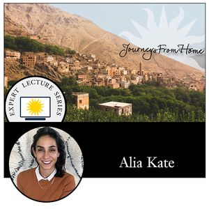 Women's Work: The Art and Craft of Weaving in Rural Morocco featuring Alia Kate   <p>October 20, 2020 | 2:00pm - 3:00pm EDT</p> <br/>