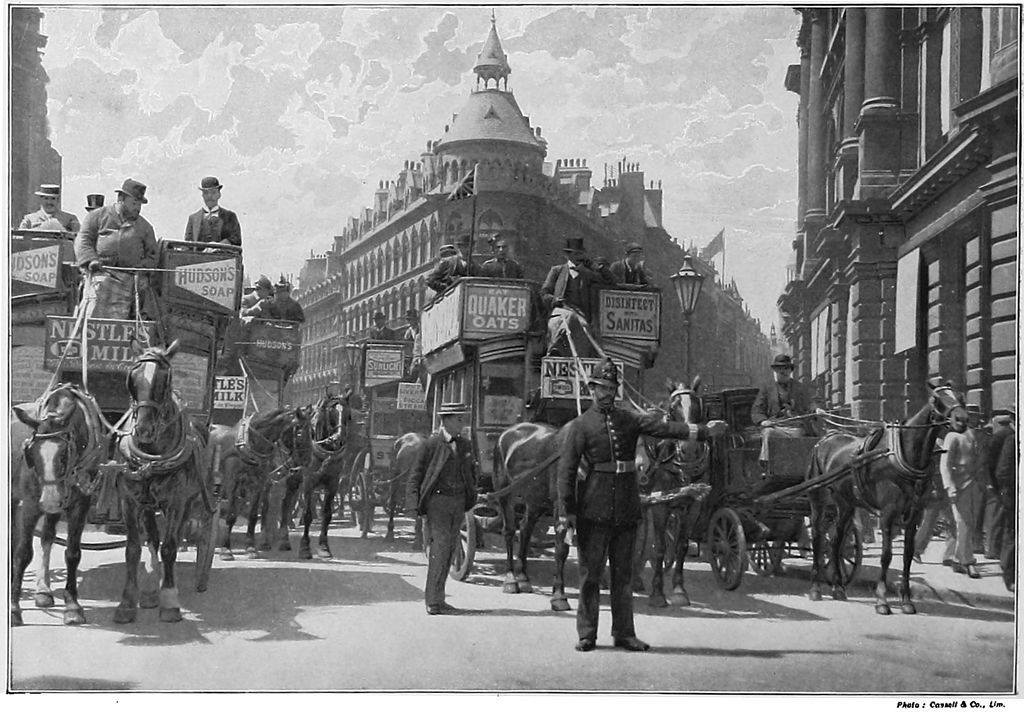 When The Street Light First Came To London Disaster Ensued