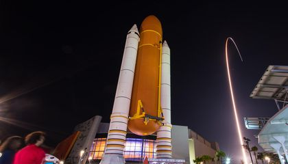 Get a Front Row Seat to Rocket Launches at Kennedy Space Center
