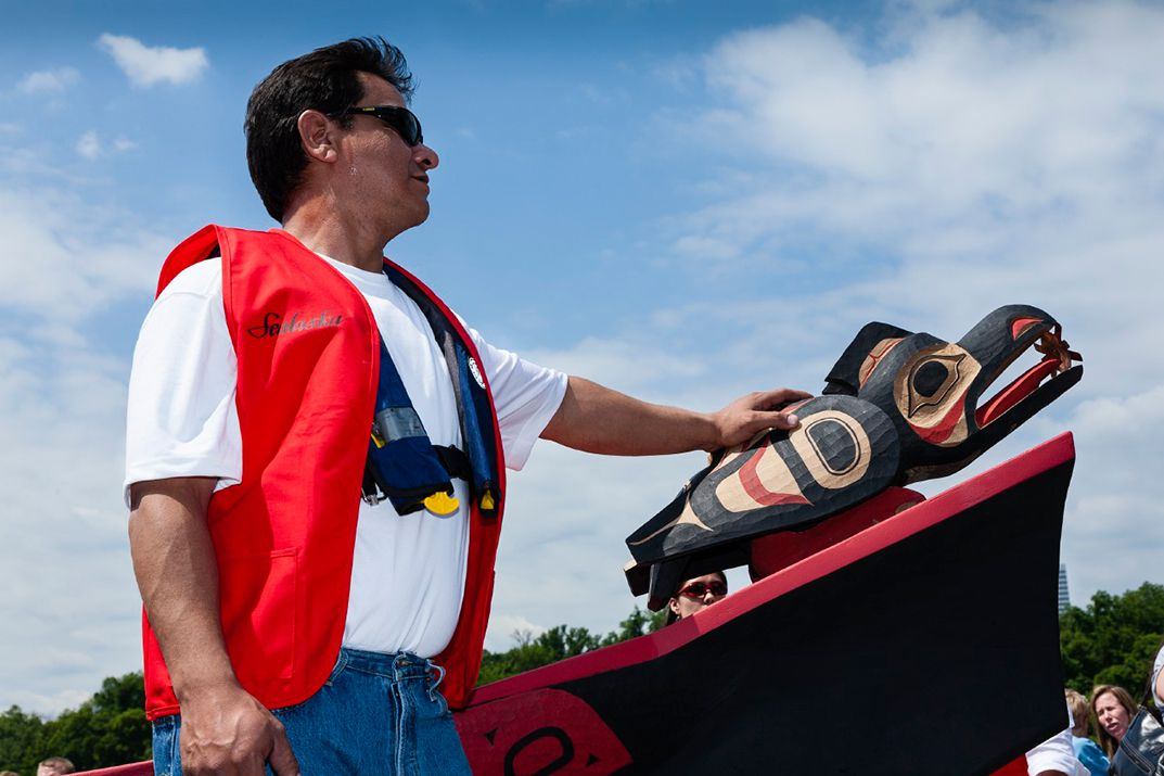 How Canoes Are Saving Lives and Restoring Spirit | At the