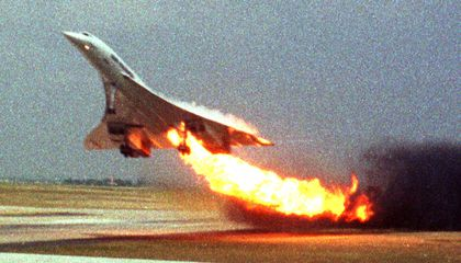 This Freak Aviation Disaster Brought Supersonic Idealism