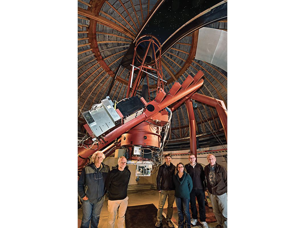 California's Lick Observatory