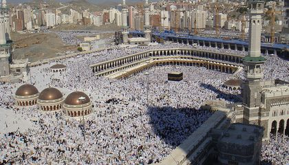 Just Before the Hajj, Two Patients Contract SARS-Like Virus
