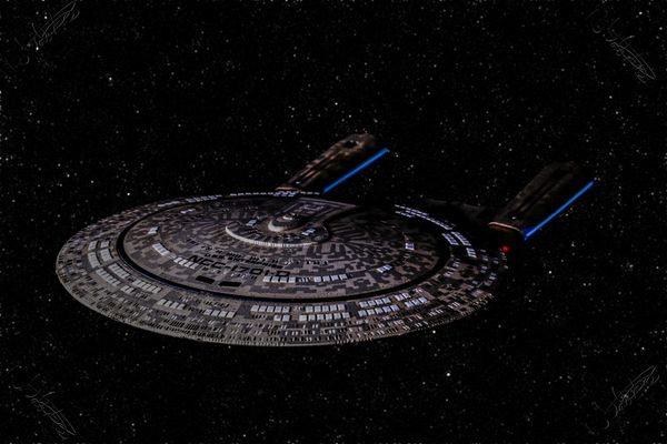 Tachyons to Warp Drives: Astrophysics of Star Trek image