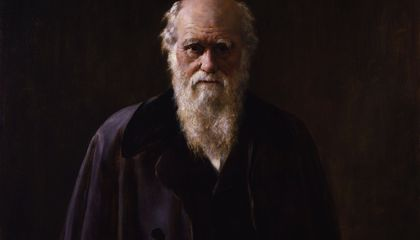 Even Darwin Could Be a Debbie Downer
