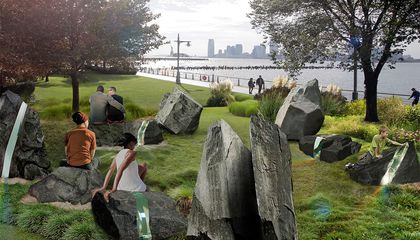 NYC Unveils Design for New Monument to the LGBT Community