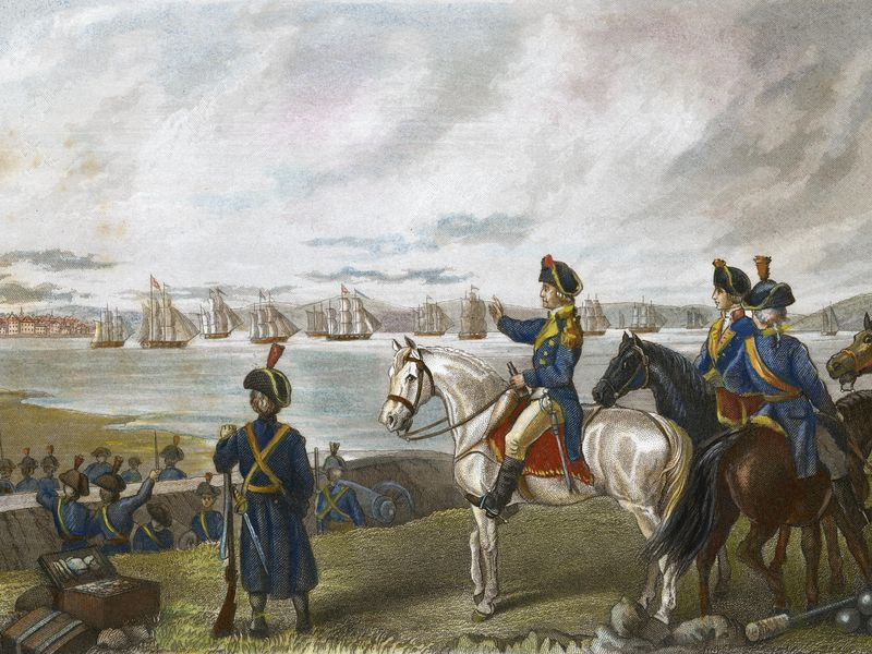 The Raid on Bermuda That Saved the American Revolution
