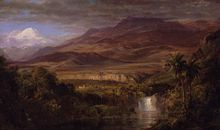 A Brush with Nature: Alexander von Humboldt and Frederic Church