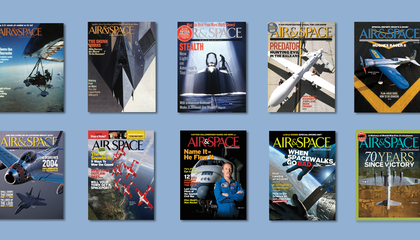 30 Years of Air & Space