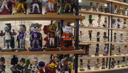 Milwaukee Museum Features More Than 6,500 Collectible Bobbleheads (and Counting)