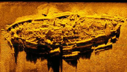 Civil War Blockade Runner Found in North Carolina Waters