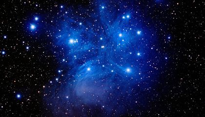 Look to the Skies This Month for the Pleiades Star Cluster