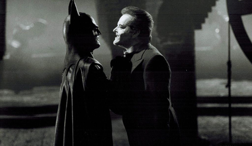 Burton's <i>Batman</i> and its sequel <i>Batman Returns</i> took a far darker view of the character than the comedic Adam West TV program of the late '60s. Though principled, Michael Keaton's Batman is fierce, and is willing to kill in certain circumstances.