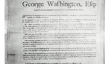 Washington Takes Charge