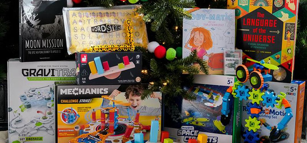 Caption: The Ten Best STEM Toys to Give as Gifts in 2020