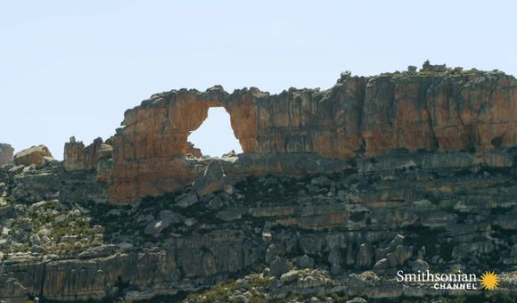 Preview thumbnail for video'Spectacular Sights of Wolfberg Arch Up-Close