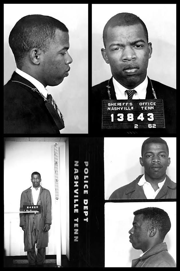 John Lewis' Arrest Records Are Finally Uncovered | Smart News