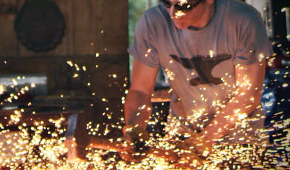 Preview thumbnail for video'2014 Smithsonian In Motion Video Contest Editor's Pick - A Riehl Blacksmith