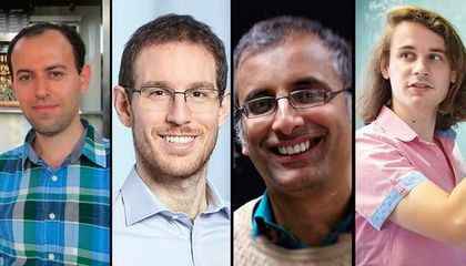 This Year's Fields Medal Winners Include a Kurdish Refugee and a 30-Year-Old Professor