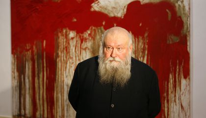 Tasmanian Art Festival to Host Controversial Hermann Nitsch Performance