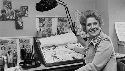 How Women Broke Into the Male-Dominated World of Cartoons and Illustrations