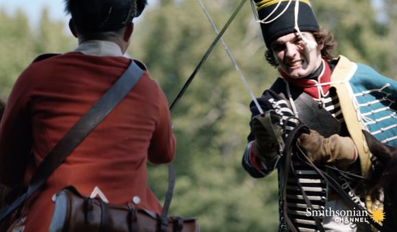 Preview thumbnail for video'General Pulaski Didn't Let His Small Stature Hold Him Back