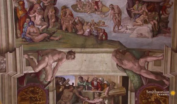 Preview thumbnail for video'How Did Michelangelo Complete the Sistine Chapel in Such a Short Time?