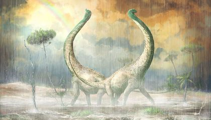 Meet the Dinosaur With the Heart-Shaped Tail Bone
