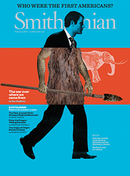 Cover for February 2013