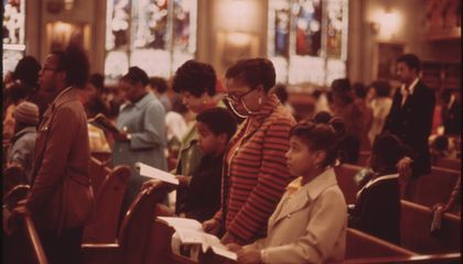 The History of Black Catholics in America