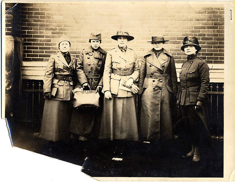 American Women's Hospitals group photo
