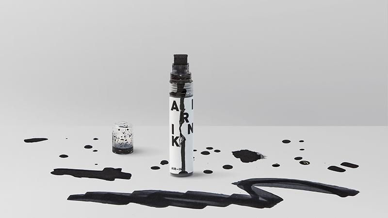 This Ink Is Made From Air Pollution   Innovation   Smithsonian